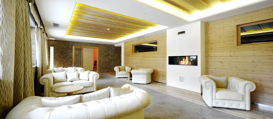 Hotel Crozzon Spa & wellness a Madonna di Campiglio - Campiglio Golf ...